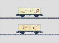 Märklin Geburtstagswagen UNICEF 2003 (44268)