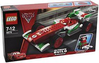 LEGO Cars Ultimate Build Francesco 8678