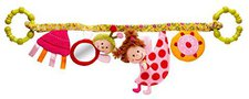 Lilliputiens Liz Kinderwagenkette Mädchen