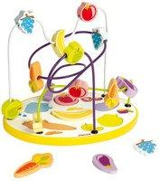 Janod Looping-Puzzle Früchte und Gemüse (08091)