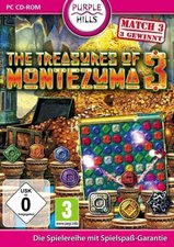 Purple Hills The Treasures of Montezuma 3 (PC)