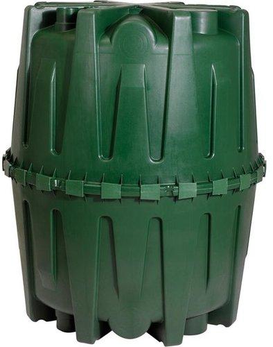 Garantia Herkules-Fäkalien-Sammelgrube 1.600 l grün