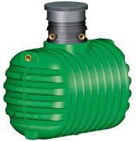 Garantia Regenwasser-Erdtank CRISTALL 1.600 l