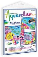 Sentosphère Aquarellum - Korallen Nachfüllpackung (6060R)