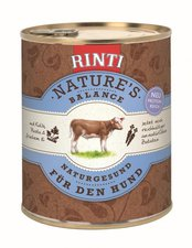 Rinti Nature's Balance Junior Kalb (800 g)
