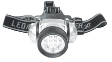 BGS Technic Stirnlampe 12 LED`s