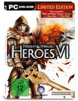 Ubisoft Heroes of Might and Magic VI: Limited Edition (PC)