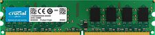 Crucial 1024MB DIMM 667MHz  PC2- 5300 (CT12864AA667)