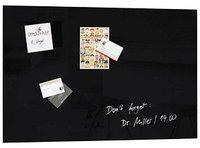 sigel Glas-Magnetboard (60 x 40 cm) GL120 schwarz
