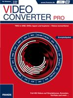 Franzis QuickConvert Video Pro HD (Win) (DE)