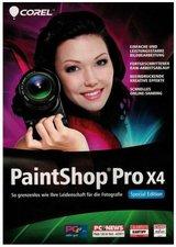 Corel Paint Shop Pro Photo X4 (Win) (DE)