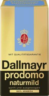 Dallmayr Prodomo naturmild gemahlen (500 g)