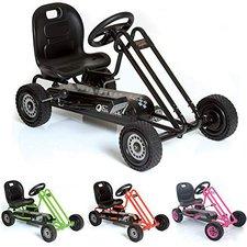 Hauck Toys Lightning Titan Black Gokart