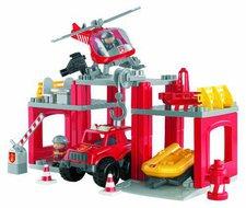 Ecoiffier Feuerwehrrettungsstation