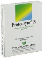 Wiedemann Pharma Proteozym N Dragees (20 Stk.)