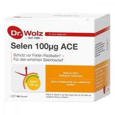 Dr. Wolz Selen ACE 100 mcg 180 Tage Kapseln (180 Stk.)