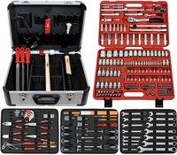 Famex Werkzeugkoffer Komplettset 173-teilig (716-09)