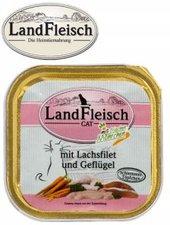 Dr. Alder's Landfleisch Cat Lachsfilet & Geflügel (100 g)