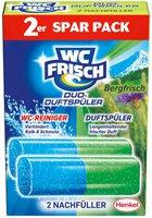 WC Frisch Duftspüler Bergfrisch, Nachfüllpack