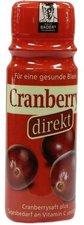 Baders Cranberry direkt Drink (60 ml)