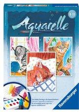 Ravensburger Aquarelle Katzen