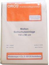 Weidemeyer Molton Bettschutz Einlage 90x150cm (1 Stk.)