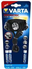Varta Indestructible LED x5 Head Light 3AAA