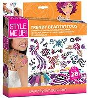 Buki Trendy Beads Tattoos Style Me Up (706)
