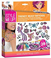 Buki Trendy Beads Tattoos Style Me Up (706)