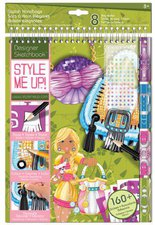 Buki Modelbook Fashion Taschen Style Me Up (1422)