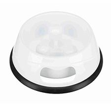 Trixie Kunststoffnapf Slow Feed (20 cm)