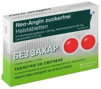 Eurim Neo Angin Halstabletten Zuckerfrei (24 Stk.) (PZN: 06110617 )