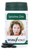 Natura Vitalis Spirulina + Zink Tabl. (180 Stk.)