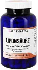 Hecht Pharma Liponsaeure Kapseln 150 mg (180 Stk.)