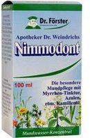 Hähnel Arzneimittel Weindrichs Nimmodont Mundwasser (100 ml)