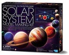 4M 3D Solar System Mobile Making Kit (05520)