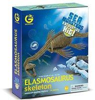 Geoworld Elasmosaurus Seemonster Ausgrabungsset