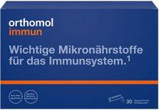 Orthomol Immun Direktgranulat Himbeer/Menthol (30 Stk.)