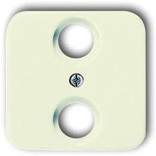 Busch-Jaeger Abdeckung für Antennensteckdosen (2531-212)