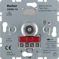 Berker Elektronisches Tast-Drehpotentiometer (289610)