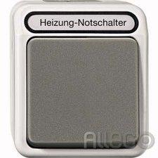 Merten Heizungs-Notschalter (342294)
