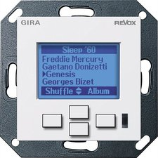 Gira Revox multiroom system Bedieneinheit M217 (053903)