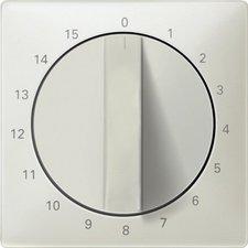 Merten Zentralplatte für Zeitschalter-Einsatz 15 min (538329)