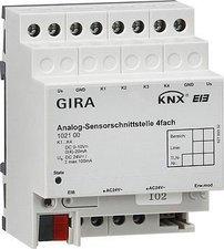Gira Instabus KNX/EIB Analog-Sensorschnittstelle 4fach (102100)
