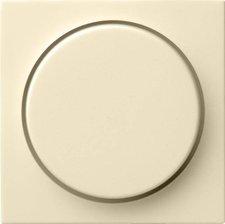 Gira Abdeckung mit Knopf für Dimmer und elektronisches Potentiometer (065001)