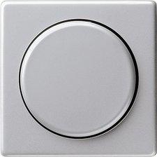 Gira Abdeckung mit Knopf für Dimmer und elektronisches Potentiometer (0650203)