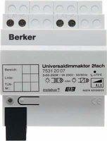 Berker Universal-Dimmaktor 2fach (75312007)