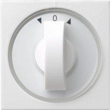 Gira Abdeckung mit Knebel für Jalousieschalter-/taster und Zeitschalter (066603)