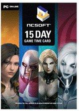 ncsoft 15 Tage Timecard