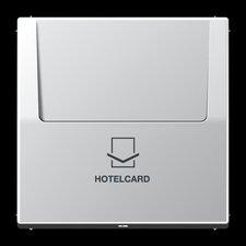 Jung Hotelcard-Schalter ohne Einsatz AL2990CARD